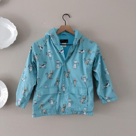 2c5a3eee Foxfire for kids Jackets & Coats | 320 Kitty Cat Raincoat | Poshmark